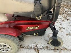 Pride Mobility Jazzy Select Électrique 6 Roues Chaise D'occasion