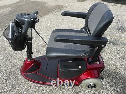 Pride Mobility Revo Chaise Électrique De Scooter Sc63 300lbs Capacité Newbat