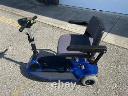Pride Mobility Revo Electric Scooter Power Chair 300lbs Capacité Fairfeild Ohio
