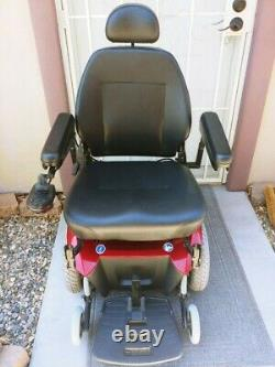 Pride Mobility Tss-450 Power Chair Fauteuil Roulant Jazzy Elite Hd