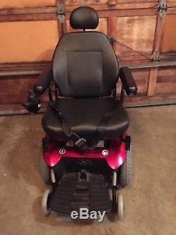 Pride Scooter De Mobilité Tss450 Fonctionne Très Bien - Limite De Poids De 450 Lb