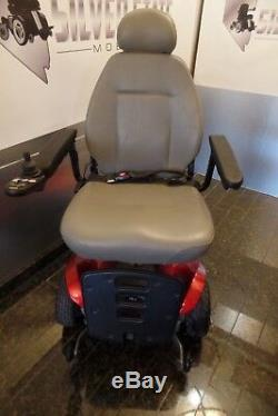 Pride Tss-300 Fauteuil Roulant Électrique The Scooter Store 19 X 19 Seat New Cond