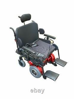 Quantum 1450 Heavy Duty Bariatric Tilt Power Chair 600 Lbs. Limite 28x25