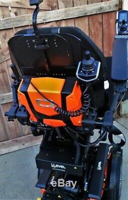 Quantum Q6 Edge 2.0 Ilevel Seat Lift Inclinable De Puissance Jambes 9 Miles Récliné