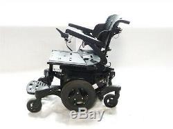 Quickie Qm-710 Electric Power Mi-roue D'entraînement Adapté Aux Fauteuils Roulants Scooter