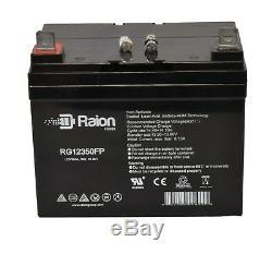 Raion Power Paquet De 2 Scooter Électrique U1 En Fauteuil Roulant, 12 Volts, 35 Amp