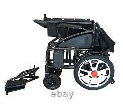 Scooter D'alimentation En Fauteuil Roulant Automatique Mobile Électrique Léger