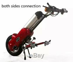 Scooter Électrique Attachable Fauteuil Roulant Vélo À Main Nouveau