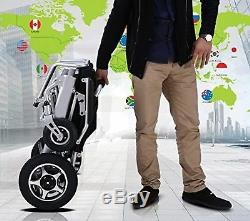 Scooter Électrique De Mobilité De Fauteuil Roulant Électrique Léger De Fauteuils Roulants De Puissance