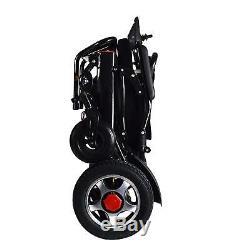 Scooter Électrique De Transport De Fauteuil Roulant Électrique Léger Portable De Mobilité