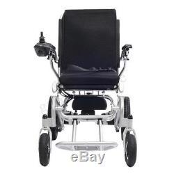 Scooter Électrique Handicapé Se Pliant Portatif De Fauteuil Roulant Électrique De Mobilité