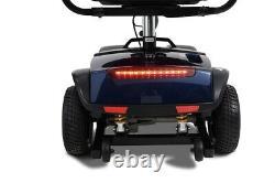 Scooter Électrique Mobilité Scooter 4 Roue Pliante En Fauteuil Roulant Powered Travel
