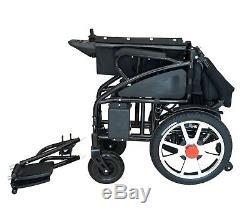 Scooter Léger Pliant De Mobilité De Powerchair De Fauteuil Roulant Électrique