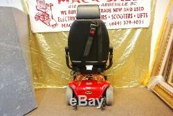 Shoprider Streamer Electric Power Fauteuil Roulant Scooter Des Piles Neuves