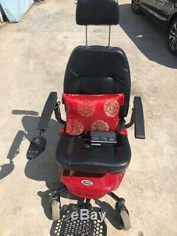 Shoprider Streamer Scooter Mobilité. Fauteuil Motorisé Avec Siège Et Accoudoirs Réglables