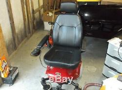 Shoprider Streamer Sport 888-wa Powered Mobility Chaise Avec Chargeur + Manuels