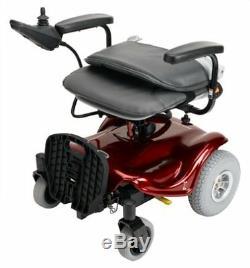 Shoprider Streamer Sport Propulsion Arrière Powerchair De 300lbs De Sécurité De Withcaptain