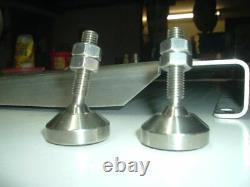 Silver Spring Seuil Réglable En Aluminium Ramp 36x24 Scooter Fauteuil Roulant