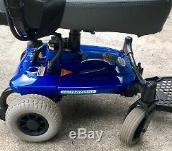 Smartie Ul8w Fauteuil Roulant Électrique Scooter Shoprider Mobility Peut Livrer En Floride