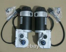 Toute Nouvelle Paire De Quantum Q6 Edge Power Wheelchair Motors Mot131092-06 & 93-06