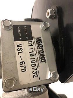 Treuil De Scooter Électrique Bruno Vsl-670, Fauteuil Roulant Électrique, Fauteuil Roulant, Cabine De Pilotage, 400 Lb
