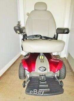 Tss300 Power Wheelchair Le Fauteuil De Mobilité Scooter Store