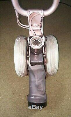Tzora Mobilité Facile Pliant Voyage Scooter Électrique En Fauteuil Roulant Batterie 250 Lbs