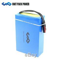 U. P. P 72v 30ah Batterie De Scooter Électrique En Fauteuil Roulant Aux Ions De Lithium Ebike Akku