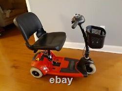 Utilisé - Réduit À 400 $ Rascal # 336 2 Nouveau Scooter De Piles, Ex Cond-doit Ramasser
